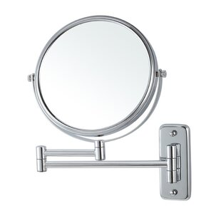 Best Reviews Wall Mounted Makeup Mirror ByGlimmer by Nameeks