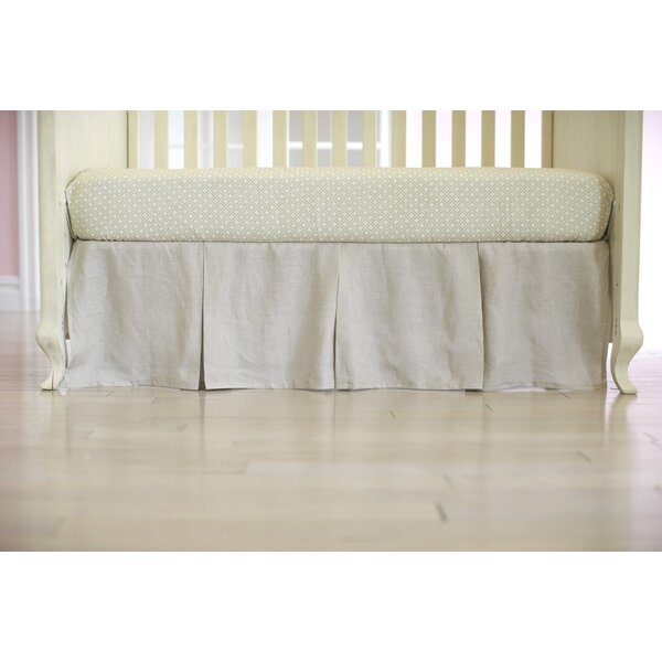Fairbury Classic Vintage Crib Skirt by Greyleigh