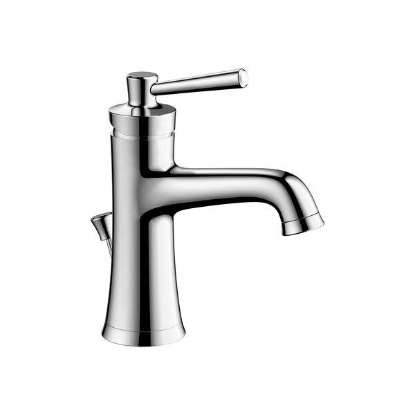 Joleena Single Hole Bathroom Faucet with Drain Assembly