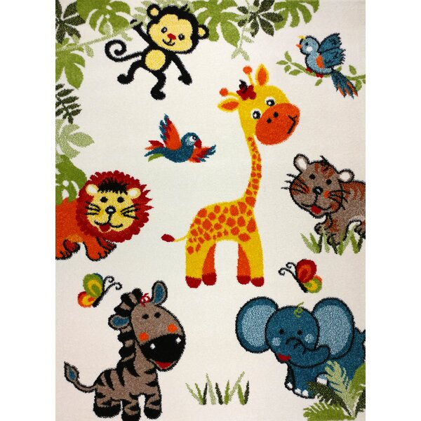 Angelita Bedroom Decor Area Rug by Zoomie Kids