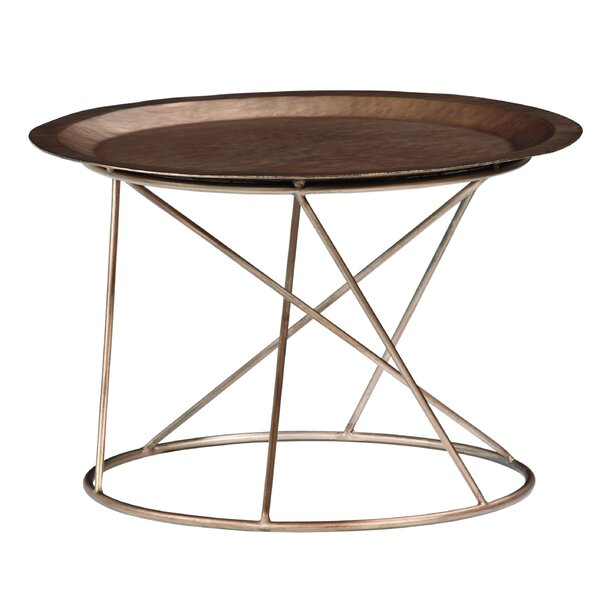 Allura End Table by Brayden Studio