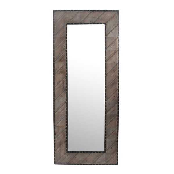 Cardon Accent Mirror with Nail Heads by 17 Stories