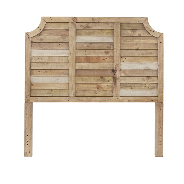 Tilghman Panel Headboard by Millwood Pines