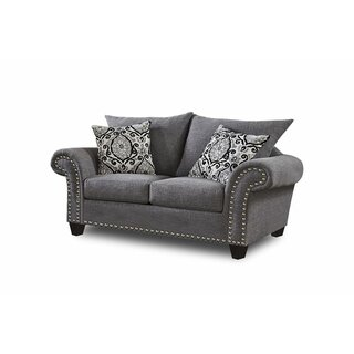Wesson Loveseat by Darby Home Co SKU:DE134265 Guide