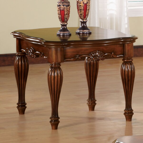 Saoirse End Table by Astoria Grand Astoria Grand