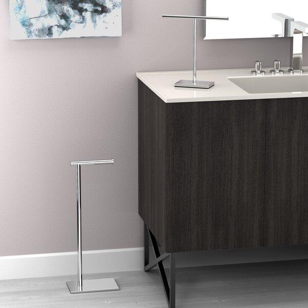 Latitude II Freestanding Toilet Paper Holder