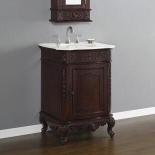 Rutherford 26 Single Bathroom Vanity Set by Mission Hills