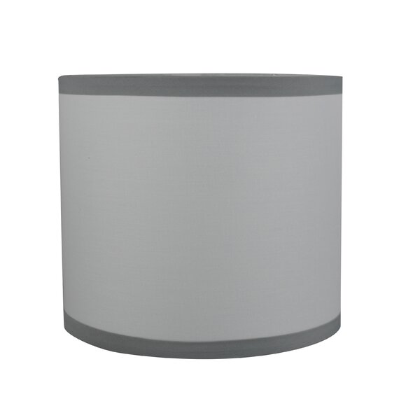 Classic 8 Cotton Drum Lamp Shade by Urbanest