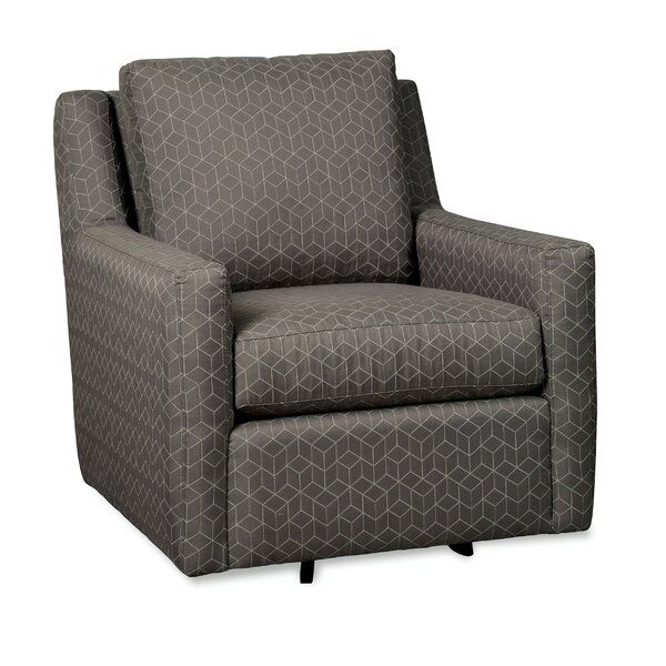 Swivel Side Chair by Craftmaster