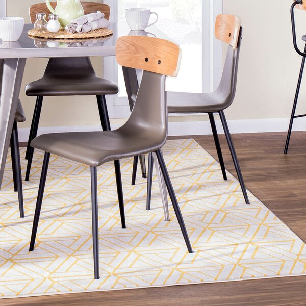 Blum Upholstered Dining Chair (Set Of 2) By George Oliver