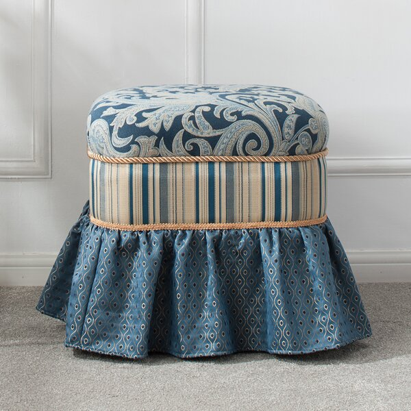 Primrose Ottoman by Astoria Grand