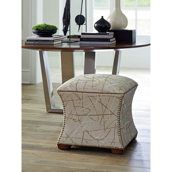 Kitano Eclipse Ottoman by Lexington