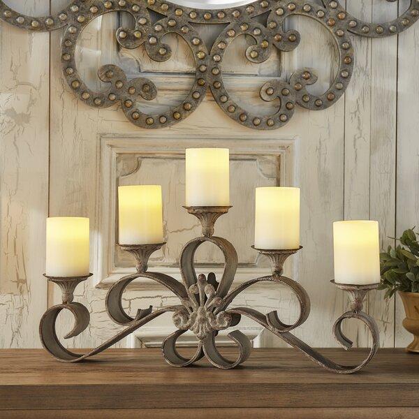 Leina Candleholder by Lark Manor