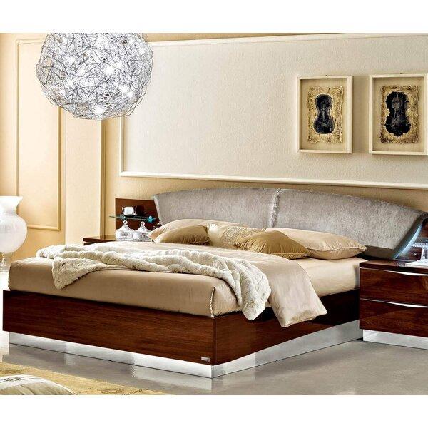Queen Panel 3 Piece Bedroom Set by Noci Design