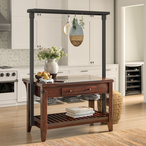 Earline Kitchen Island by Birch Lane™ Heritage