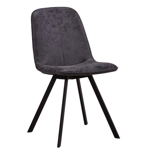 Zuzanna Upholstered Dining Chair (Set of 2) by Wrought Studio