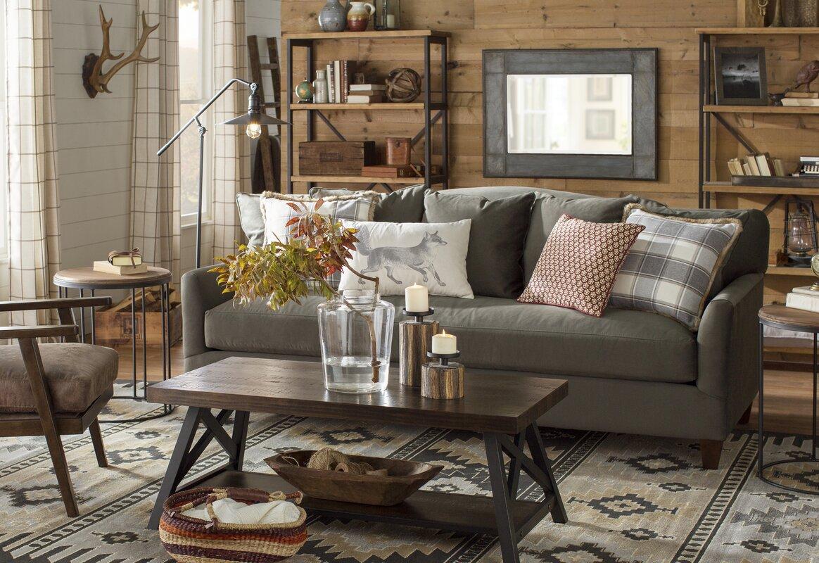 Birch Lane Fairchild Sofa Amp Reviews Wayfair