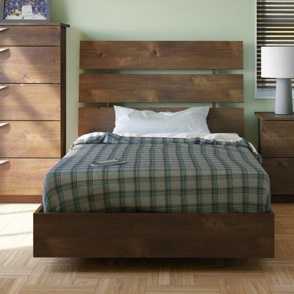 Kareem Twin Platform Bed by Mack & Milo