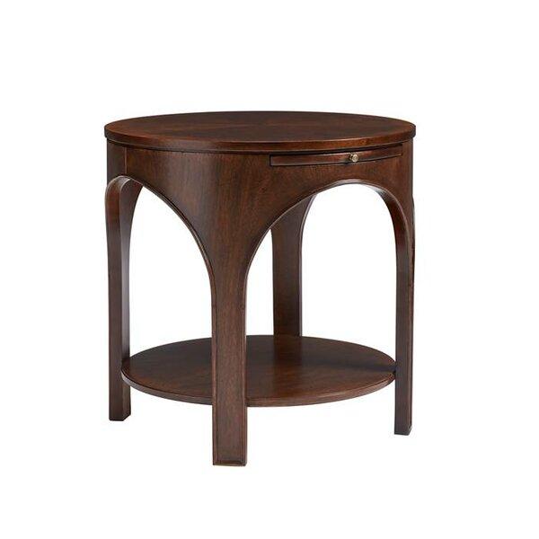 Havana Crossing End Table by Stanley Furniture