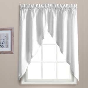 Attractive Dorothy Swag Kitchen Curtain