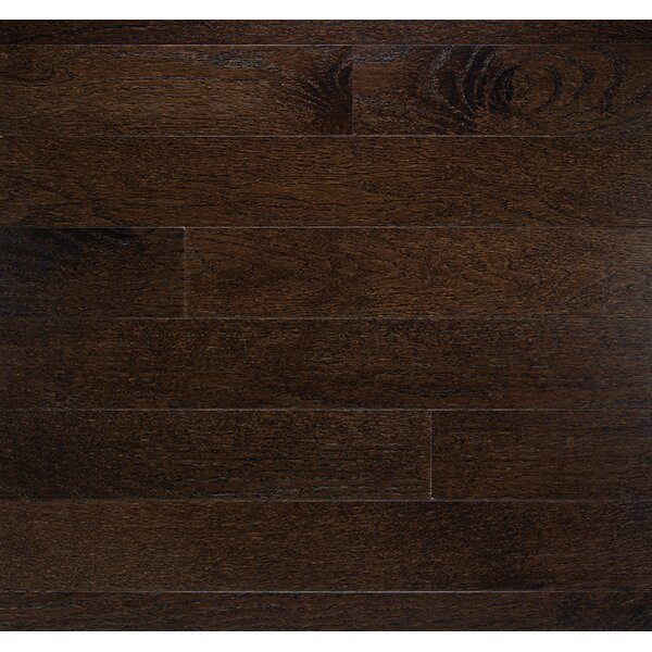 Classic 5 Engineered Oak Hardwood Flooring in Mystic by Somerset Floors