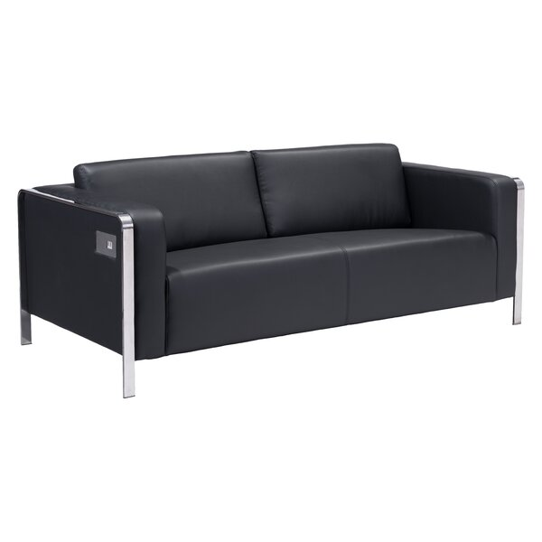 Web Purchase Leeanne Sofa by Orren Ellis by Orren Ellis