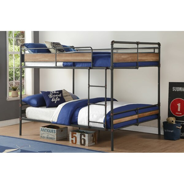 Eloy Queen Over Queen Bunk Bed by Harriet Bee