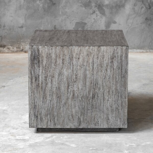Lacecap End Table By Wrought Studio