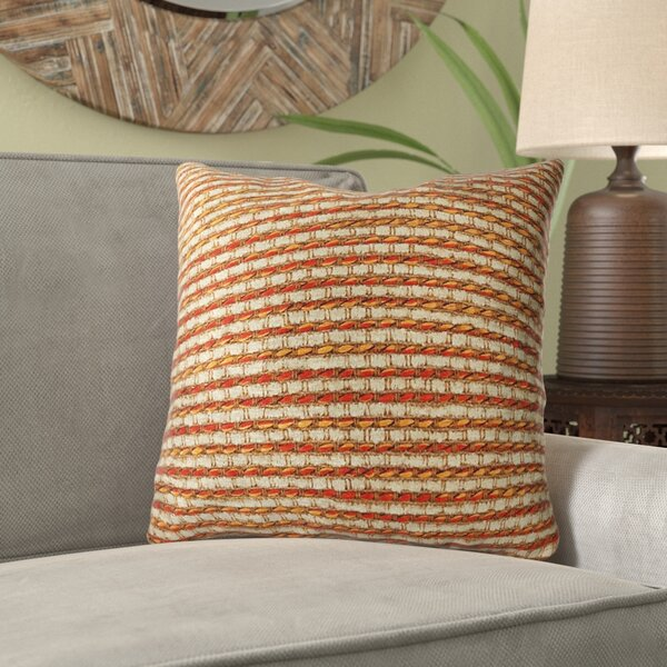 Algonquin Luxury Pillow by Bloomsbury Market