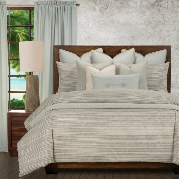 Sandpiper Ocean Duvet Cover and Insert Set
