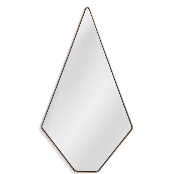 Northborough Wall Accent Mirror by Bungalow Rose