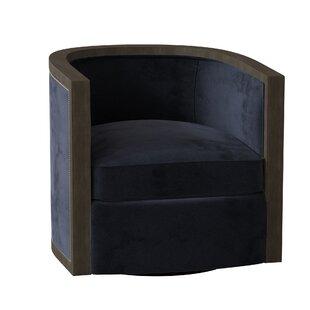 Palermo Swivel Barrel Chair By Lexington