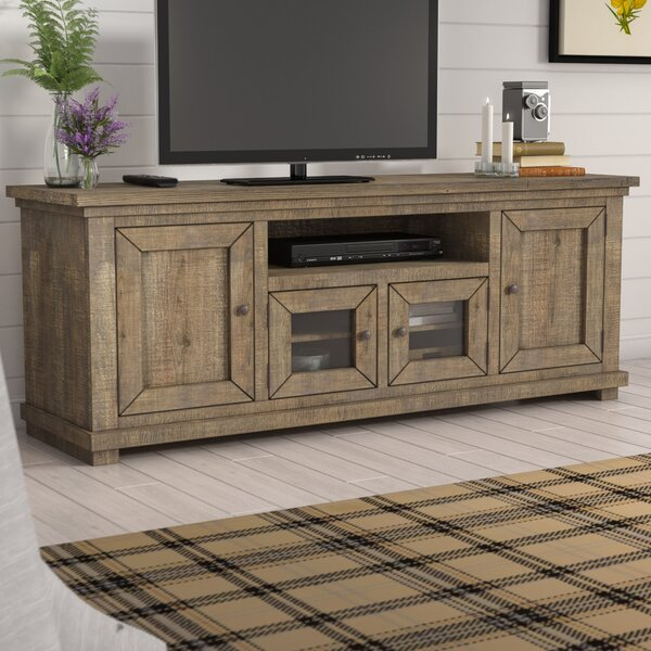 Pineland TV Stand For TVs Up To 78