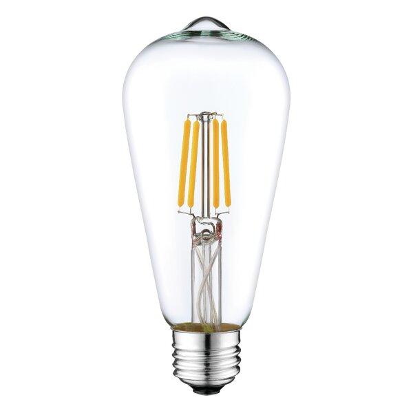 4W E26 LED Vintage Filament Light Bulb by Aspen Brands