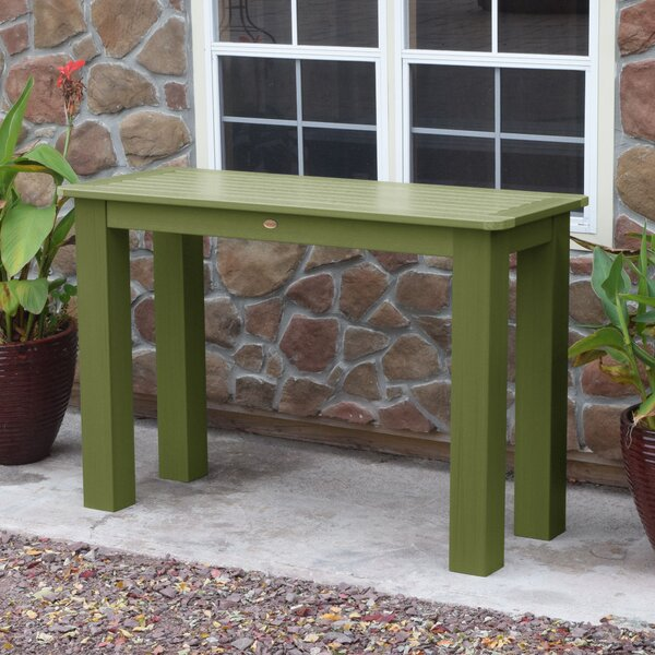 Charlebois Counter Console Table by Longshore Tides