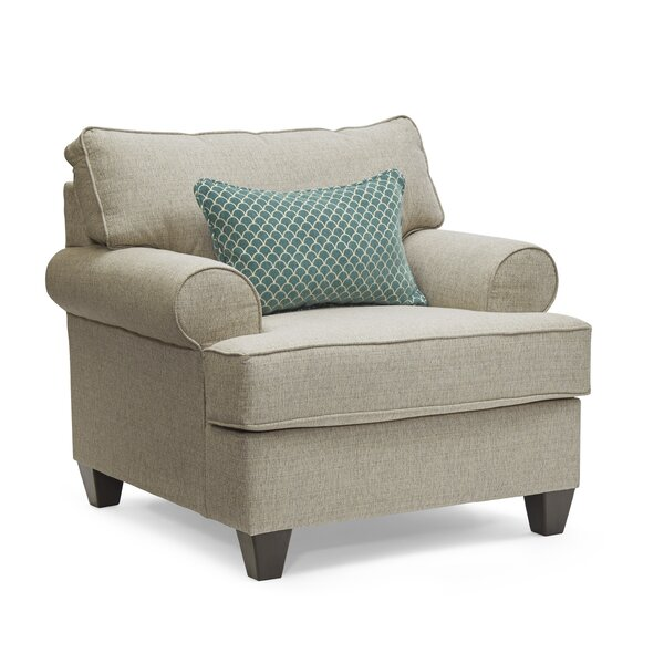 Clearbrook Armchair by Darby Home Co Darby Home Co