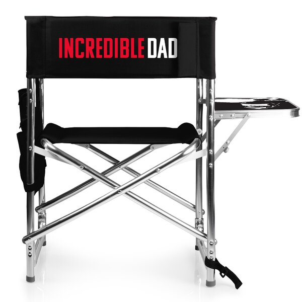 Mr. Incredible Sports Folding Chair by Picnic Time