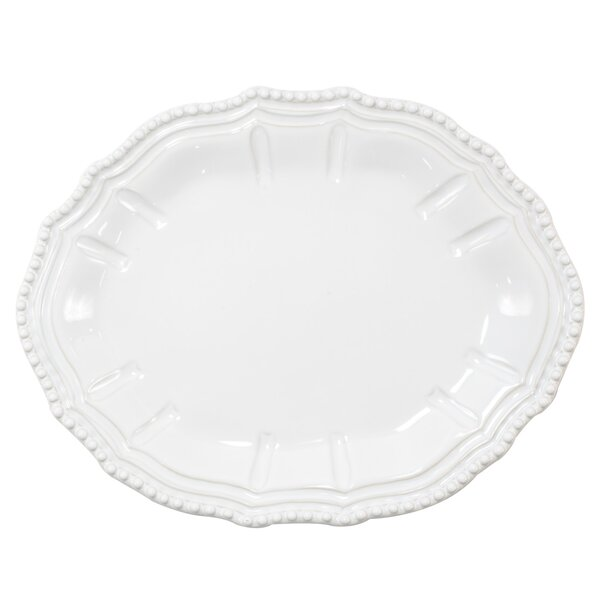 Baroque Oval Platter by VIETRI