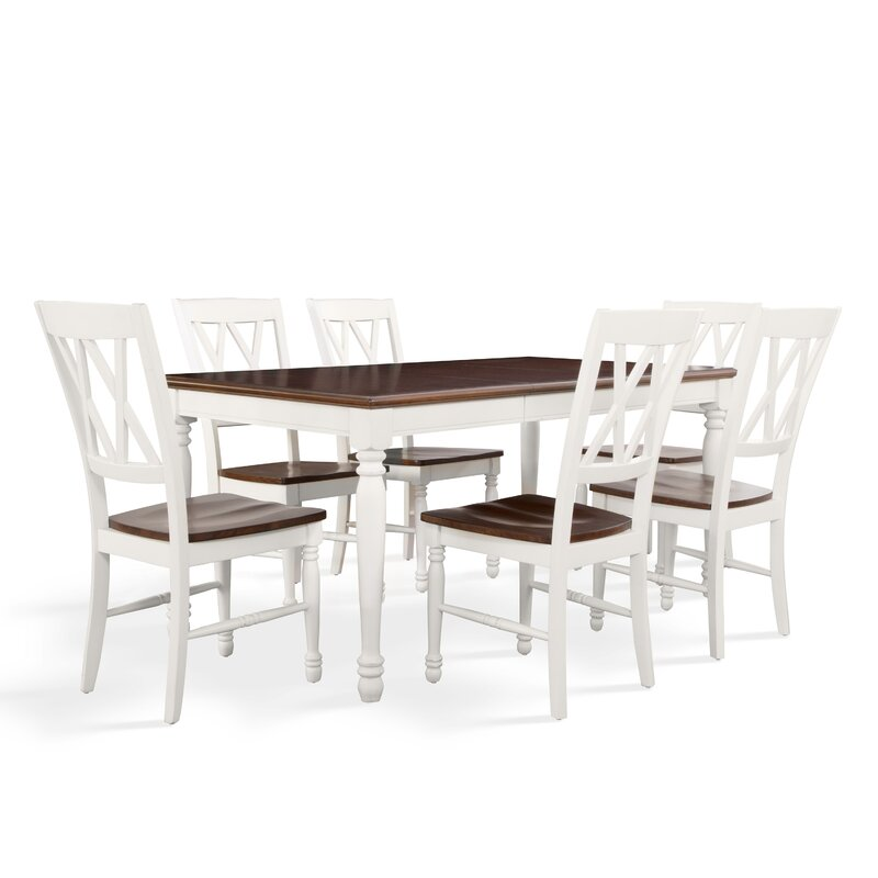 Tanner 7 Piece Dining Set