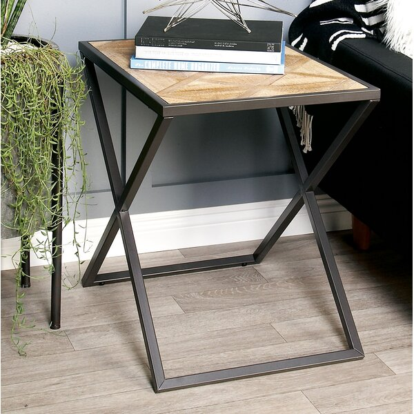 Vinton End Table by Union Rustic