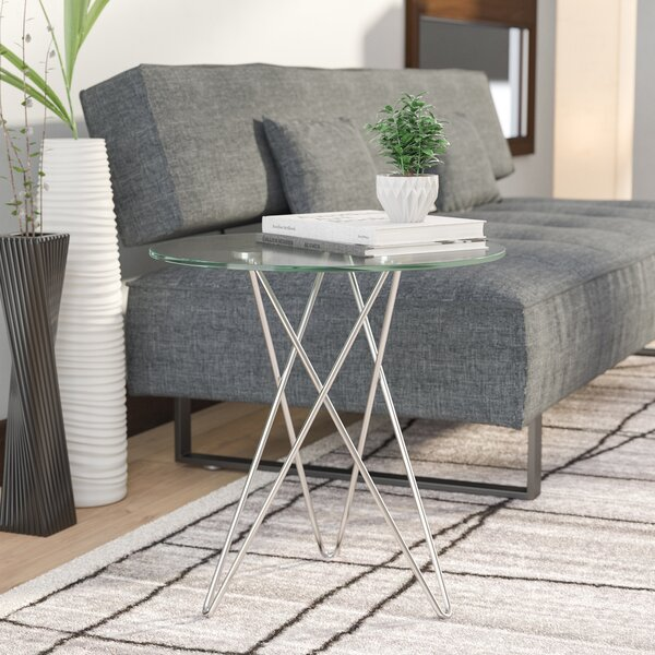 Cannady End Table By Wade Logan