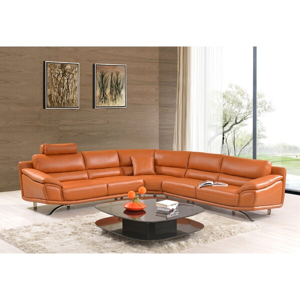 Durant Stacey Sectional by Orren Ellis