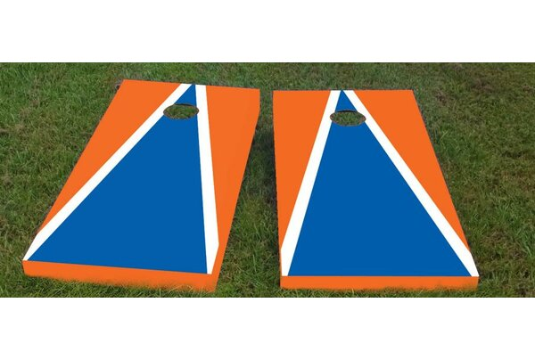Florida Gators Cornhole Game (Set of 2) by Custom Cornhole Boards