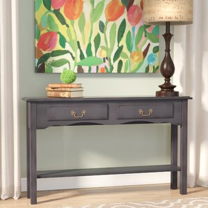Annesley Petite Console Table by Charlton Home