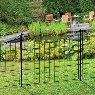 W Zippity Garden Fence Panel (Set Of 5)