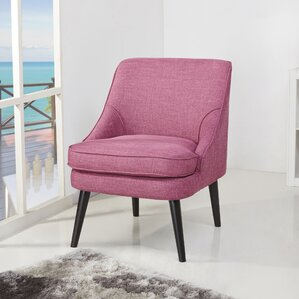 pink kitchen & dining chairs you'll love | wayfair