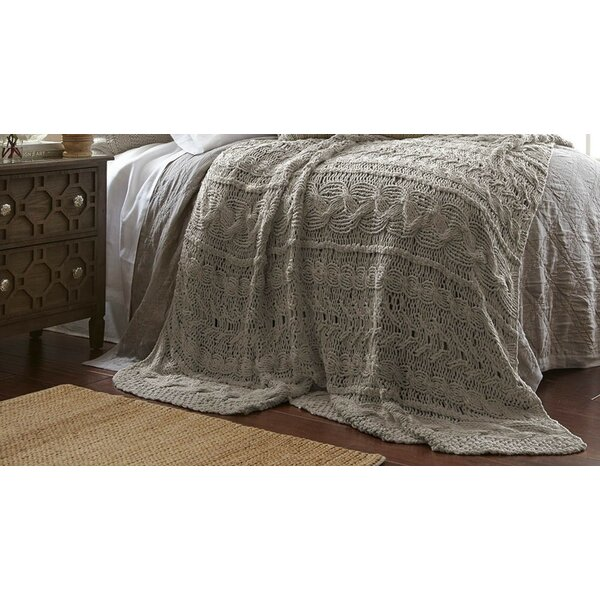 Walton Knitted Single Coverlet