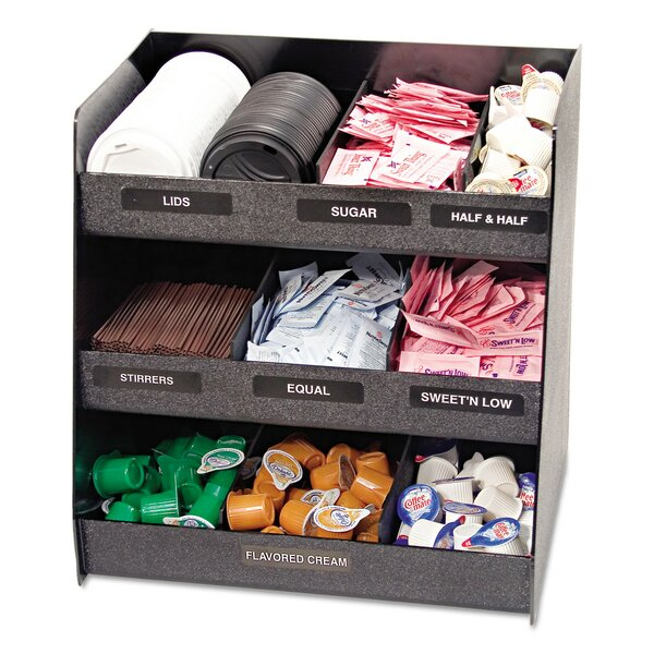 Vertiflex Vertical Condiment Organizer by Advantus Corp.