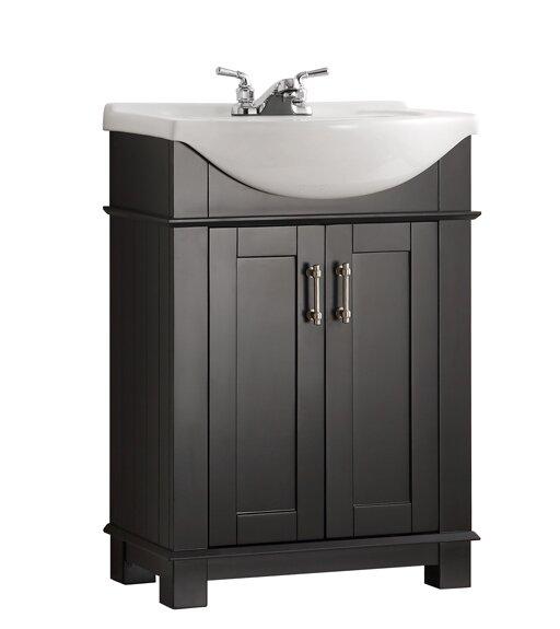 Cambria 24 Single Bathroom Vanity Set by Fresca