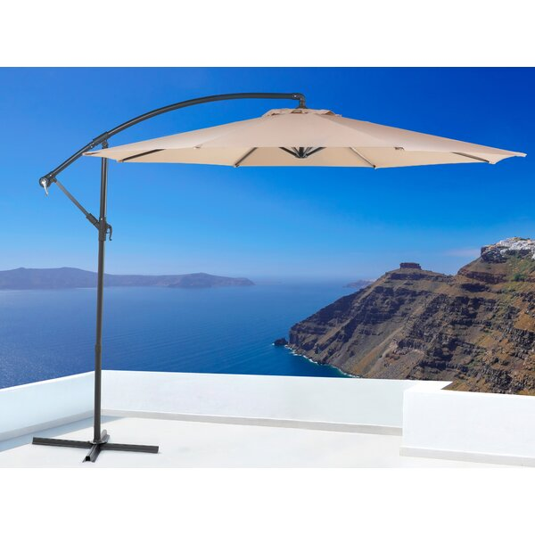 Ravna Cantilever Beach Umbrella by Home Loft Concepts